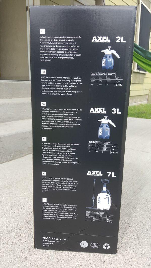 Marolex AXEL 7000 Pressure Foamer Sprayer