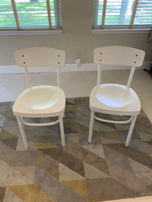 Chairs set of 2 for Sale in Miami Shores, FL