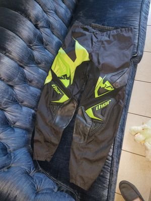 Brand new Thor motocross pants gear for Sale in Hialeah, FL