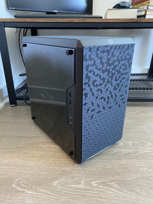 Gaming PC and Monitor (Ryzen 5 2600 + GTX 1660ti) for Sale in Charlotte, NC