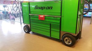Snap on pit wagon tool box for Sale in Houston, TX