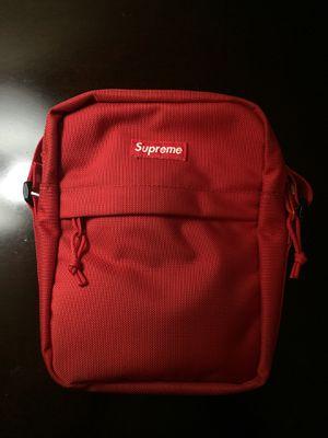 Supreme SS18 Shoulder Bag Red for Sale in San Antonio, TX