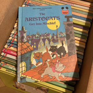 Vintage Walt Disney Books for Sale in Woodbridge, VA
