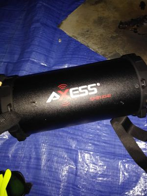 Bluetooth speaker ( base tube for Sale in Carmichael, CA