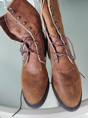 Justin Work Boots Mens for Sale in St. Cloud, FL