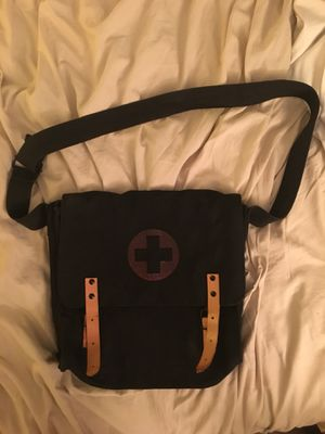 Black messenger bag! for Sale in Irvine, CA