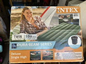 Twin size air mattress for Sale in Rancho Cordova,  CA