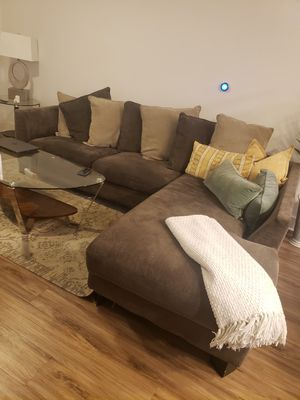 Gray Couch for Sale in Raleigh, NC