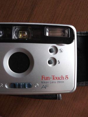 Nikon Fun Touch 5 Camera for Sale in Mesa, AZ