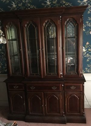 Antique China Cabinet for Sale in Jackson, MS