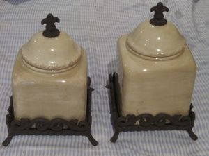 Kitchen Canister Set for Sale in Hialeah, FL