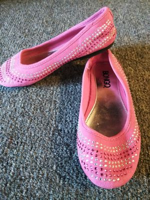 Pink kids slip on for Sale in Braintree, MA