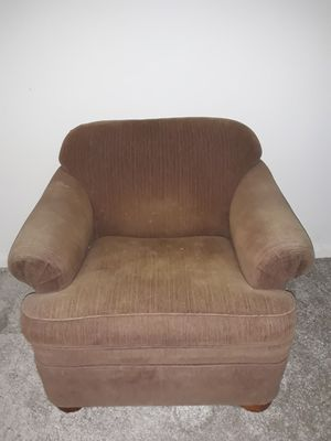 Single Chair chocolate color for Sale in Falls Church, VA