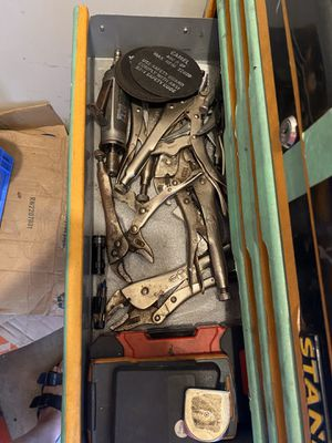 Tool box full of tools for Sale in West Linn, OR