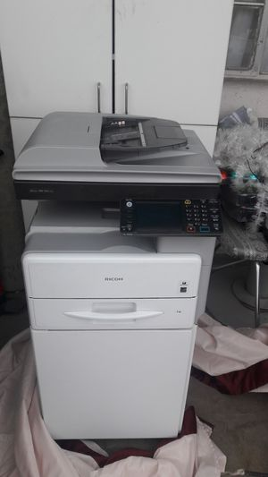 Ricoh Alicia l.p. 301spf consider new was in storage also has an I'm on next gen pcs power conditioning system for Sale in Las Vegas, NV