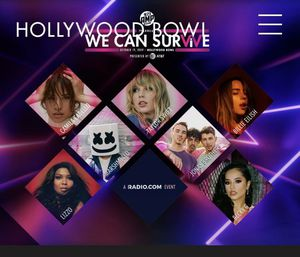 We can survive concert 2 low seats for Sale in Hollywood, CA