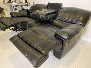 Mueble Eléctrico Reclining - Sofa for Sale in Miami, FL