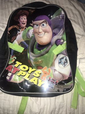 Toy Story kids back pack for Sale in Edmonds, WA