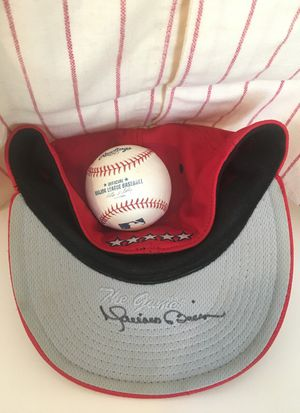 Mariano Rivera (RARE Autographed hat) for Sale in Tampa, FL
