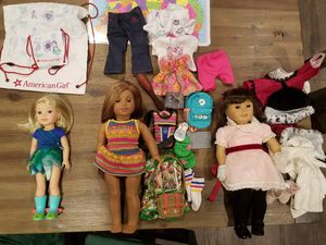 American Girl Dolls!! for Sale in Cypress, CA