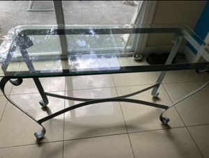 Glass Table for Sale in Orlando, FL