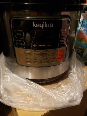 Kaqiluo Electric Multi- Cooker/ Pressure for Sale in Acworth, GA