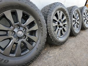 """20"""" Tundra Wheels and Toyo Open Country Tires for Sale in Orange, CA"""