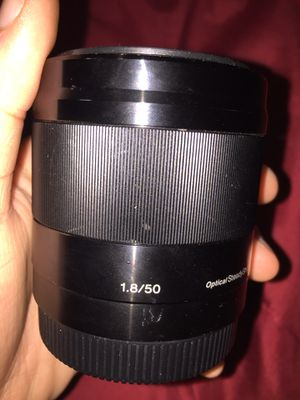 Sony E mount lenses for sale for Sale in Providence, RI