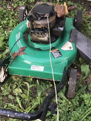 Free lawnmower for Sale in Seattle, WA
