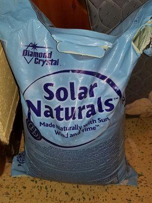 Solar natural salt for Sale in Minot, ND