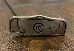 Nike IC 2010 Putter $50 obo for Sale in Washington, DC