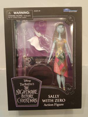 Sally and Zero Nightmare before Christmas figures for Sale in Phoenix, AZ