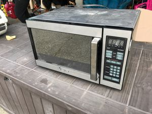 Microwave for Sale in Renton, WA