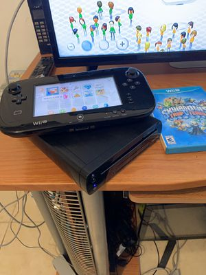 Nintendo Wii U good condition works perfectly for Sale in Miami, FL