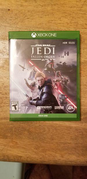 Star Wars Jedi Fallen Order - Xbox One for Sale in Meridian, MS