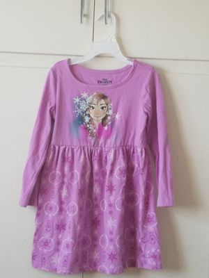 Frozen dress size s (4/5) for Sale in South Gate, CA