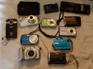 Digital camera lot for Sale in Portland, OR