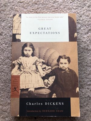 Great Expectations (Paperback) for Sale in Fredericksburg, VA