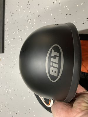 """Bilt"" motorcycle helmet size large for Sale in San Marcos, CA"