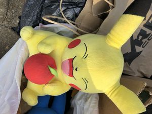 Pokémon Stuffed animal for Sale in Parkville, MD