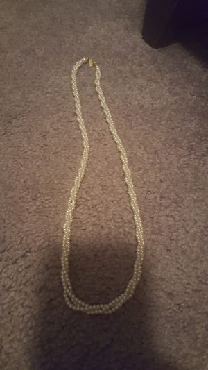 Pearl necklace for Sale in Danville, PA