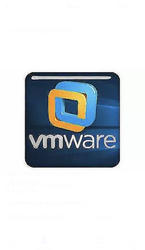 VMware vCenter Server 6 / 6.7 Essentials Operating Systems License Key for Sale in Beverly Hills, CA