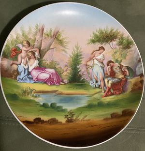 Antique Angel Plate for Sale in Queens, NY