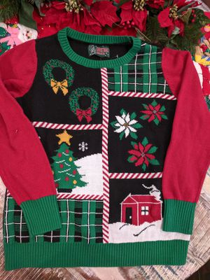 Large Christmas sweater for Sale in Rancho Cucamonga, CA