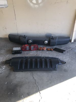 Jeep Wrangler JK parts for Sale in Chicago, IL