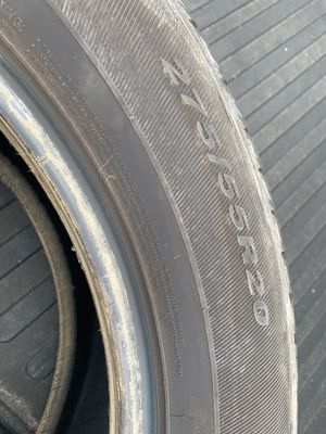 Four tires NEXEN ROADIAN HTX RH5 for Sale in El Paso, TX