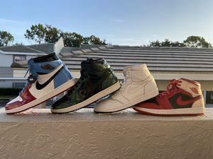 Jordan 1s For Saleee!! for Sale in Anchorage, AK