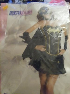 New cops costume Batman Batgirl and Catwoman I am selling them brand new $25 each for Sale in Columbus, OH