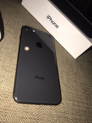 iPhone 8 64gb Space Gray - unlocked for Sale in Providence, RI
