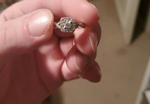 3/8 kt. Diamond wedding and engagement ring set. for Sale in Plano, TX